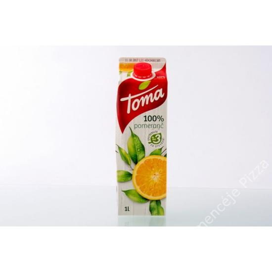 Toma Narancs 100% 1l